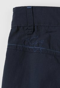 Jack Wolfskin - SAFARI ZIP OFF PANTS 2-IN-1 - Outdoorové kalhoty - night blue - 4