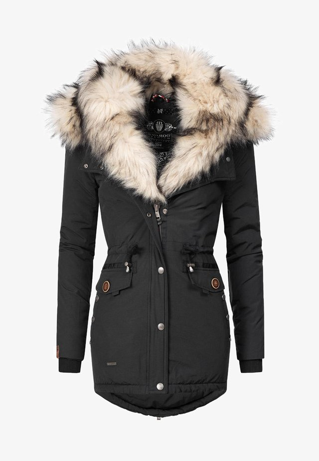 SWEETY - Cappotto invernale - black