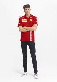 Puma - Poloshirt - rosso corsa - 1