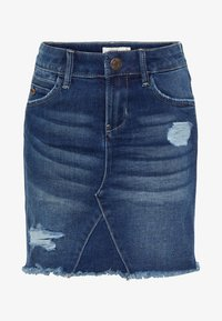 Name it - Jeansrok - dark blue denim - 0