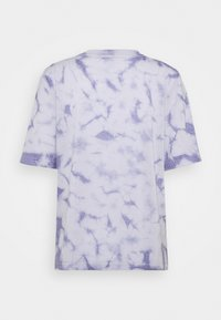 Mons Royale - ICON RELAXED TEE  - Print T-shirt - lilac - 1