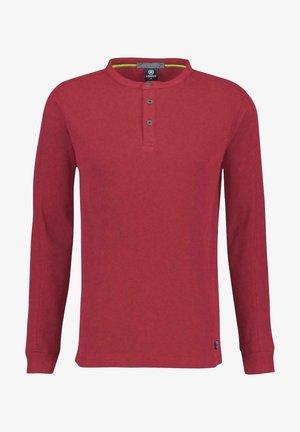 SERAFINO - Long sleeved top - camine red
