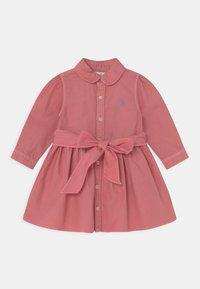 Polo Ralph Lauren - OXFORD DAY DRESS SET - Blousejurk - desert rose - 0