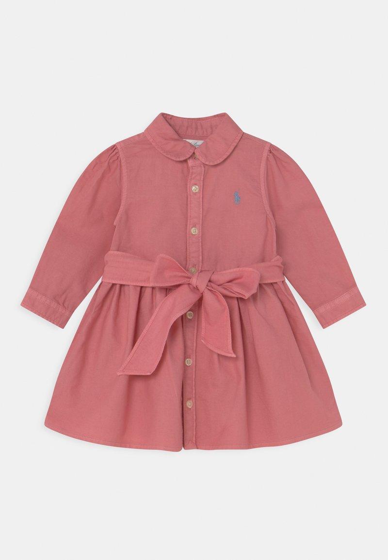 Polo Ralph Lauren - OXFORD DAY DRESS SET - Blousejurk - desert rose