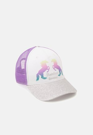 ROUNDPEAK UNICORN NET UNISEX - Cap - light lilac