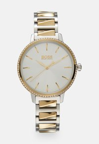BOSS - SIGNATURE - Hodinky - silver-coloured/gold-coloured - 0