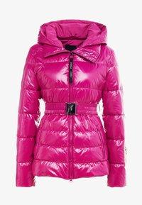Pinko - WAITING GLOSSY - Chaqueta de invierno - purple - 5