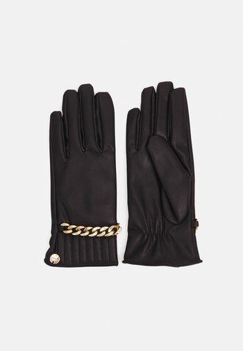 GUANTI - Gloves - nero