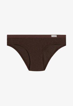 Briefs - - 545i - brown blend
