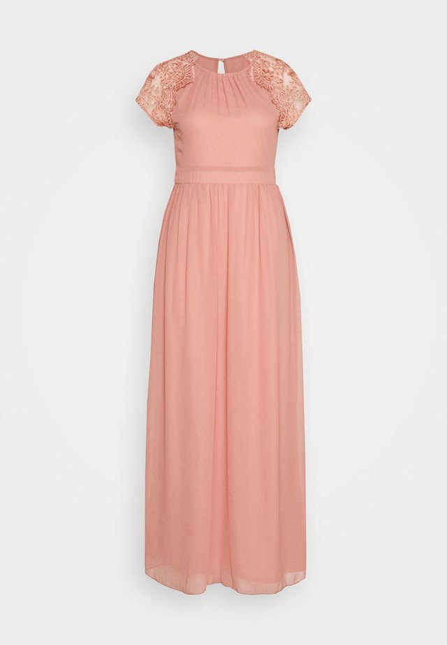 Occasion wear - apricot