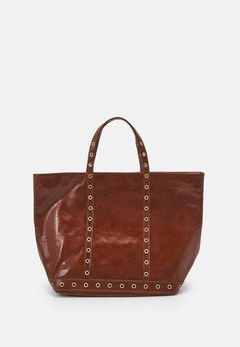 CABAS XL - Shopping bag - havane