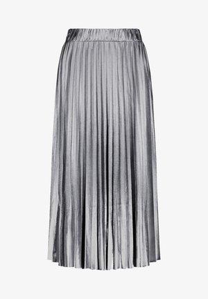 A-line skirt - anthra melange