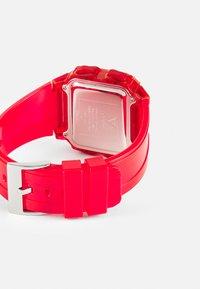 Guess - UNISEX - Digitální hodinky - red - 1