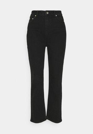 MIREA - Široké džíny - black wash