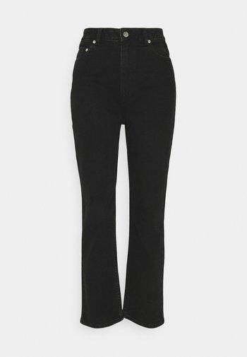 MIREA - Flared jeans - black wash