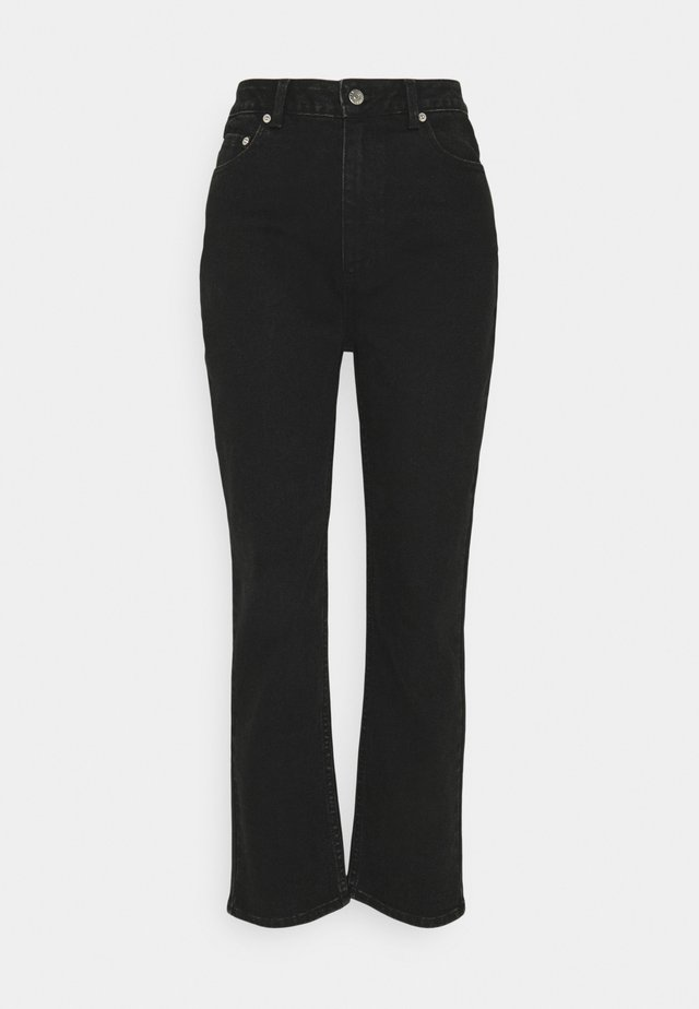 MIREA - Flared Jeans - black wash