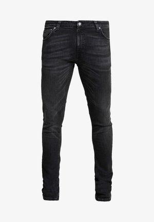 SKINNY LIN - Jeans Skinny Fit - worn black