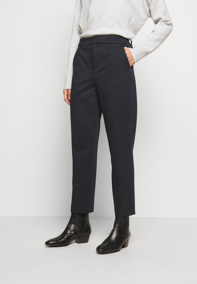 SEARCH - Pantalon classique - blau
