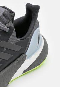 adidas Performance - X9000L4 UNISEX - Sneakersy niskie - grey five/carbon - 5