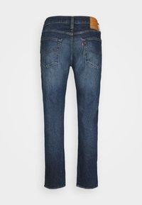 Levi's® - 502 TAPER - Jeans slim fit - dark indigo - 6
