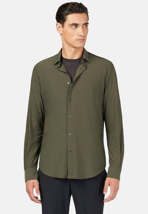 Overhemd - military green