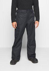 Volcom - HUNTER PANT - Snow pants - black - 0