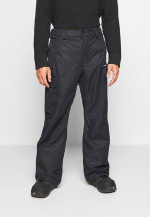 HUNTER PANT - Spodnie narciarskie - black