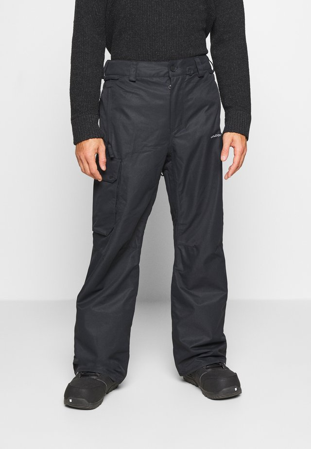 HUNTER PANT - Snow pants - black