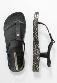 Ipanema - BOSSA SOFT - Pool shoes - black - 3
