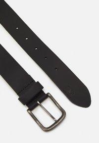Jack & Jones - JACDAVID BELT - Belt - black - 1