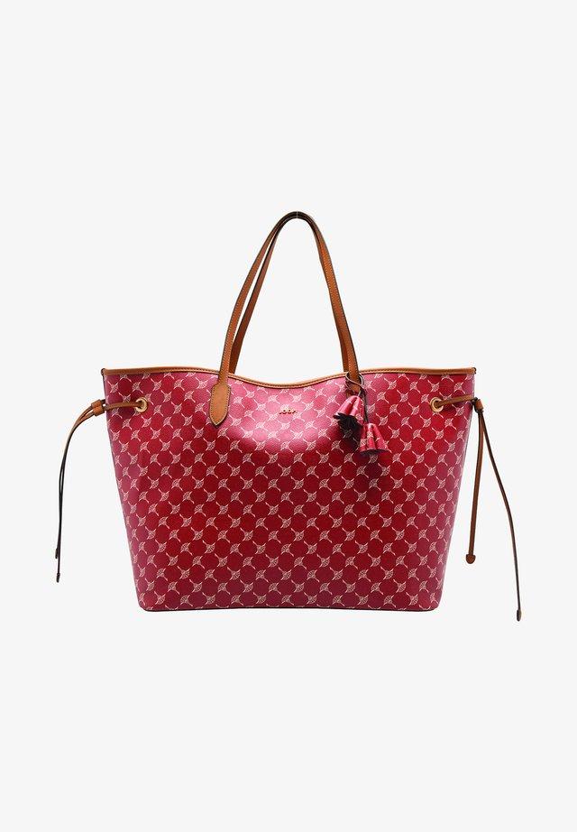 CORTINA LARA - Tote bag - red