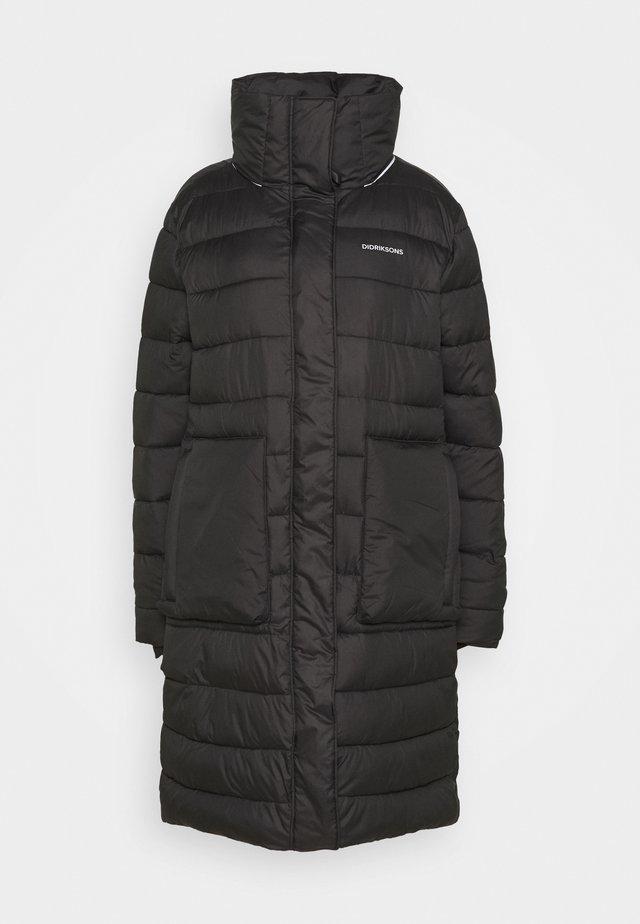 HILDA PUFF  - Abrigo de invierno - black