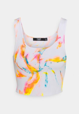 RAINBOW TIE DYE - Top - multicoloured