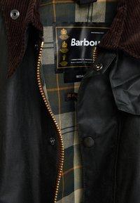 Barbour - BEDALE - Summer jacket - sedge - 6