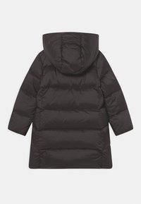 Polo Ralph Lauren - LONG OUTERWEAR COAT - Down coat - dark loden - 1