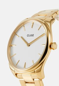 Cluse - FÉROCE - Watch - white/gold-coloured - 4