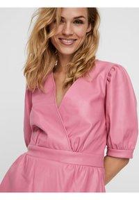 Vero Moda - Day dress - chateau rose - 3