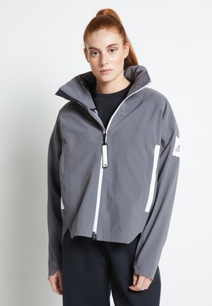 MYSHELTER URBAN RAIN.RDY OUTDOOR - National team wear - grau