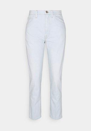 LE ITALIEN - Straight leg jeans - iced indigo