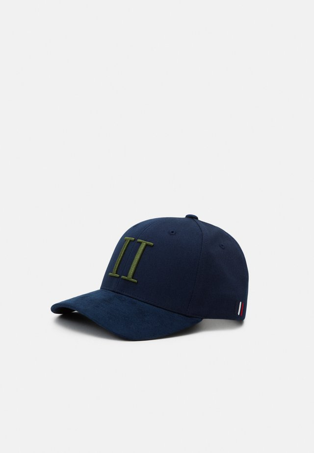 BASEBALL  - Cap - dark navy/deep forest