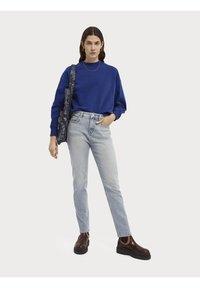Scotch & Soda - CREWNECK - Sweatshirt - yinmin blue - 1