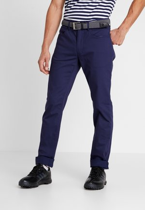 ATHLETIC - Stoffhose - french navy
