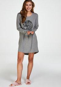 Hunkemöller - Nightie - grey - 0