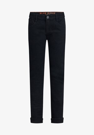 REGULAR FIT - Slim fit jeans - black