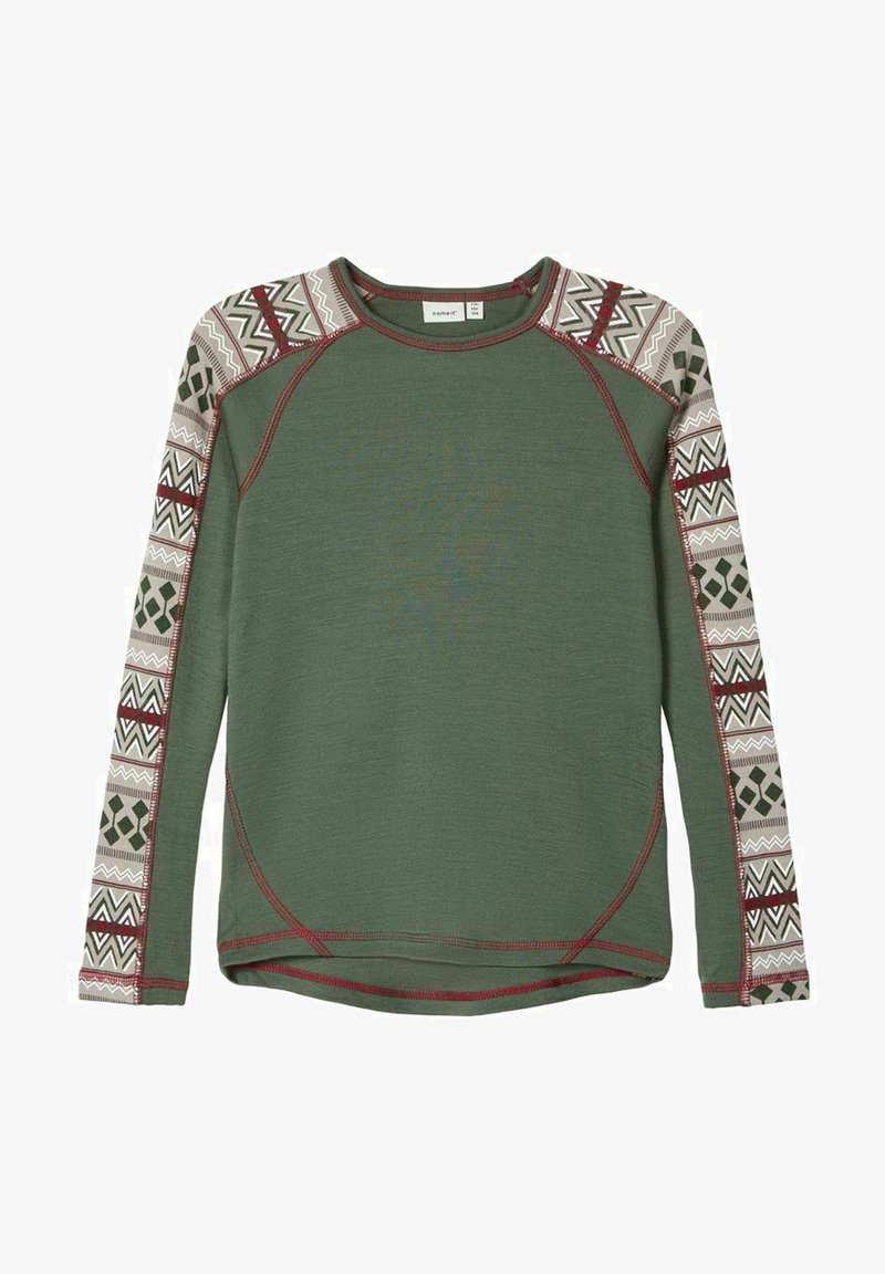 Name it - LONG SLEEVE - Long sleeved top - thyme