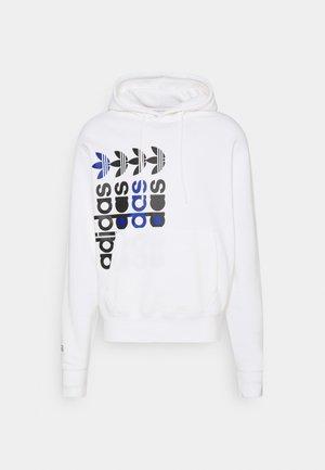 HOODY UNISEX - Sweatshirt - white