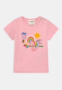 Jacky Baby - COLOUR UP MY LIFE 2 PACK - Triko spotiskem - light pink/multi-coloured - 2