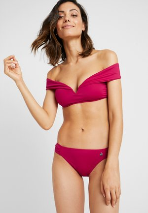 SET - Bikini - raspberry