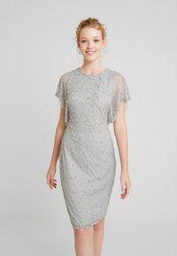Anna Field - Koktejlové šaty/ šaty na párty - light blue - 0