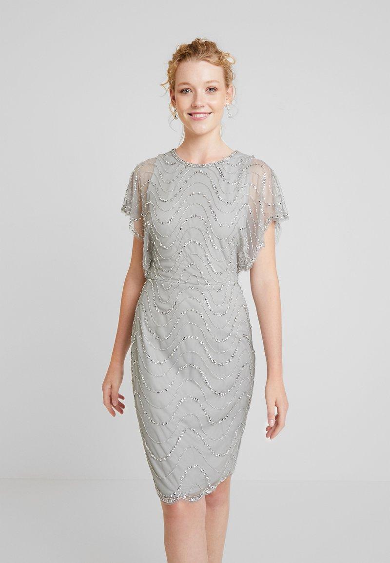 Anna Field - Koktejlové šaty/ šaty na párty - light blue
